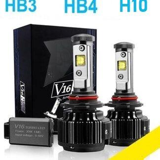 HB3 / HB4 / H10 LED