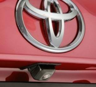 Toyota kaamerad
